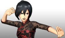 Attack on Titan 2 DLC Costumes Mikasa