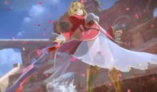 Fate Extella Link Nero Claudius gameplay