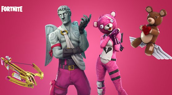 Read The Fortnite Update 142 Patch Notes