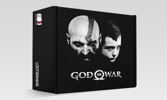 God of War Limited Edition Crate