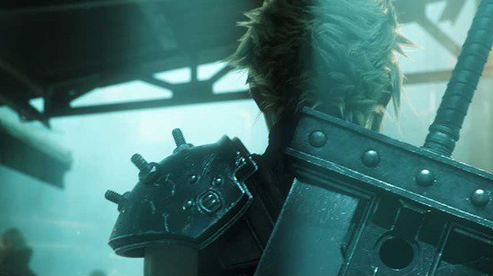 Final Fantasy VII Remake Will Redesign Cloud's Character