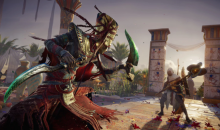 assassins creed origins curse of the pharaohs gameplay