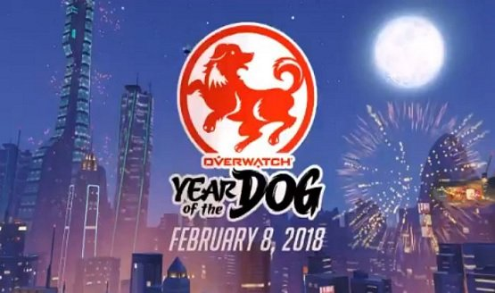 Overwatch - Prepare for Year of the Dog Event