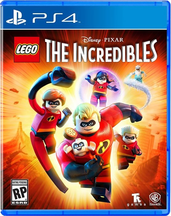 LEGO The Incredibles box-art