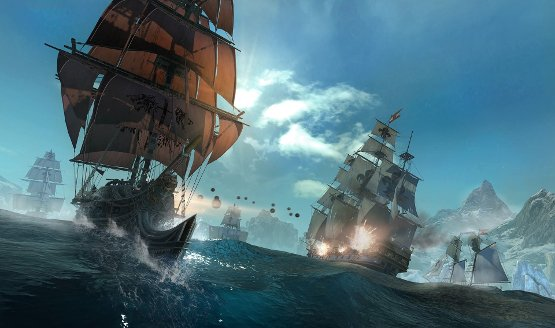 Assassins Creed Rogue Remastered Review Barrage