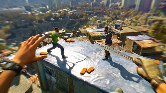 Dying Light receives another batch of free content