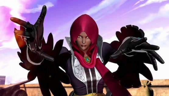 The King of Fighters XIV's Najd Revealed in New Trailer