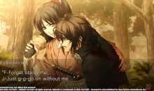 New Hakuoki Edo Blossoms Screenshots Show Harada & Iba