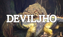 Monster Hunter World Deviljho