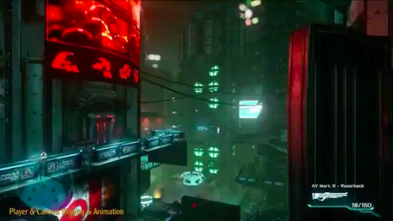 Gameplay Footage Emerges From the Canceled Prey 2