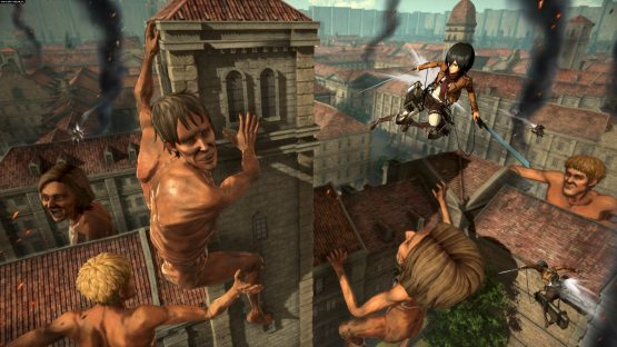 Attack on Titan 2 is Officially Out Today, Watch the Launch Trailer
