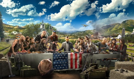 far cry 5 ps4 pro