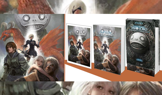 Third Editions Kickstarter Reaches 100% Funded, NieR: Automata Book Added as Stretch Goal