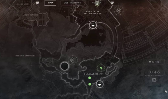 Destiny 2 Warmind Map Leaks Unveils Secret Collectibles