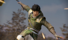 Dynasty Warriors 9 weapons - Xu Shu