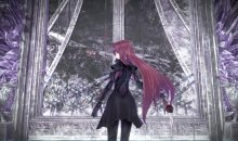 Fate Extella Link Scathach gameplay