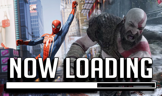 Now loading best ps4 exclusive 2018 god of war spider-man