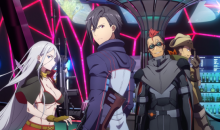 Sword Art Online Fatal Bullet DLC 1 Ambush of the Imposters
