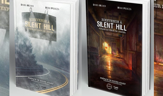 Third Editions Silent Hill Book