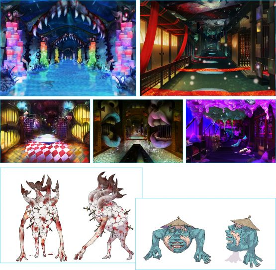 mary skelter 2 jail areas