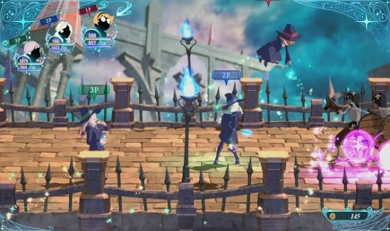 little witch academia multiplayer