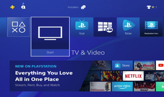 PlayStation 4?s TV & Video Interface Gets Redesigned for a Greater User Experience
