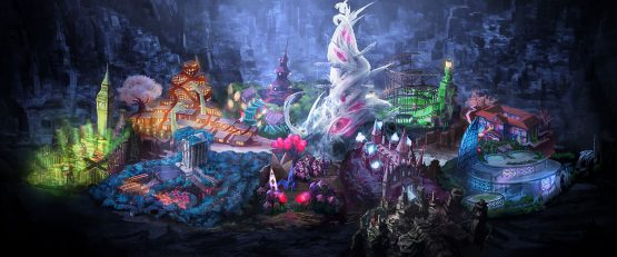 mary skelter 2 world map