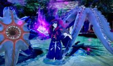 Fate Extella Link Gilles de Rais gameplay