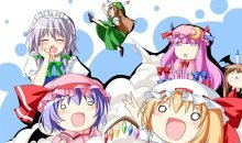new touhou project