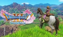 dragon quest xi gameplay trailer