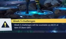 fortnite battle pass challenge update