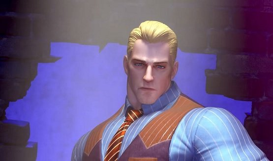 Cody Arrives in Street Fighter V: Arcade Edition