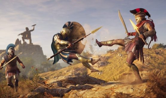 New Assassin's Creed Odyssey Video Details the Game's RPG Mechanics