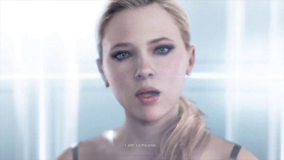 Chloe in Detroit Become Human