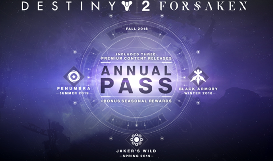 217d7db6509 Destiny 2 Changing How it Does Expansions With a Pseudo-Subscription Annual  Pass