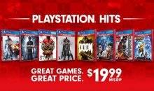 PS4 Game Sales expanded with PlayStation Hits