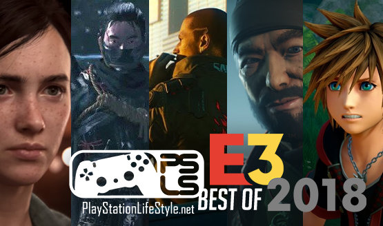 PlayStation LifeStyle's Best of E3 2018 Awards