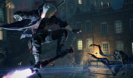 Famitsu: Devil May Cry 5 75% Done, New Plot Details in Summer