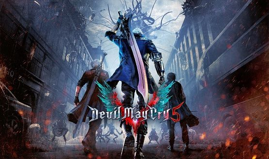 devil may cry 5 release