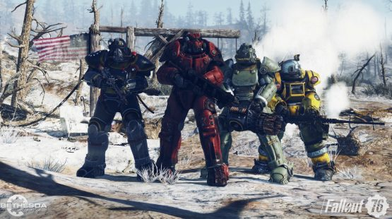 Fallout 76 Griefers to be handled