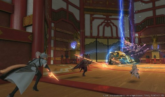 Final Fantasy 14 4.35 Patch Adds New Deep Dungeon and Hildibrand Quests