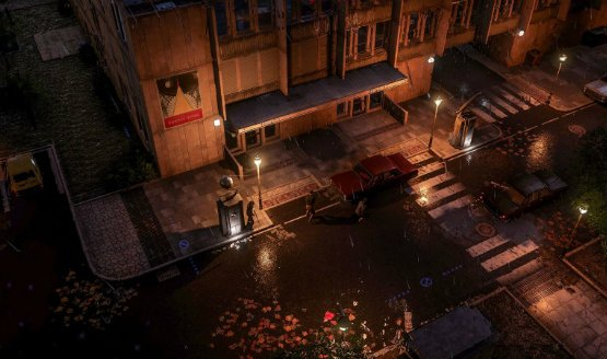 phantom doctrine ps4 version announced with new story trailer. Black Bedroom Furniture Sets. Home Design Ideas