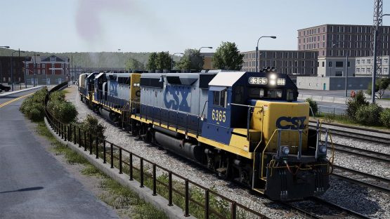 Train Sim World Coming to PlayStation 4, Xbox One, and PC