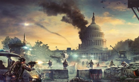 The Division 2 Washington DC