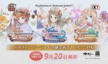 atelier the alchemist of arland 1 2 3 DX remasters