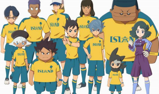 inazuma eleven ares scout system