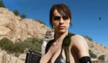 Metal Gear Solid 5 Quiet Update released