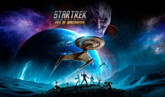 Star Trek Online Age Of Discovery Expansion Announced