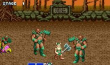 Golden Axe Stage Play Adaptation announced