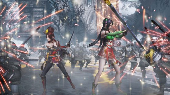 Warriors Orochi 4 Gameplay
